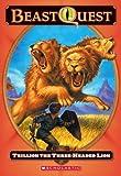 Beast Quest #12: Trillion the Three-Headed Lion