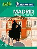 Le Guide Vert Week-end Madrid Michelin
