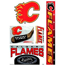 Flames Ultra Decal Set