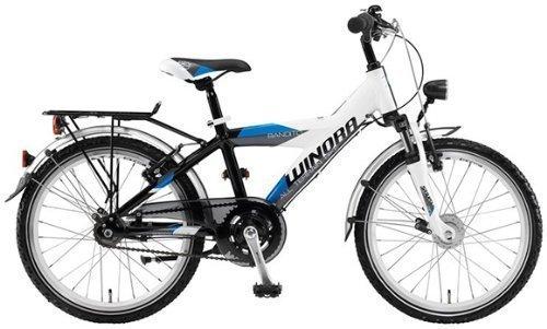 Winora-Bandito-Y-20-schwarzweiblau-Kinder-RH-30