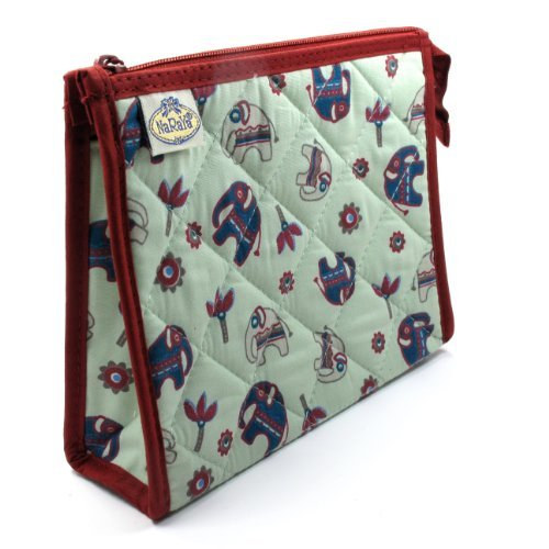 cosmetic-bag-full-polyester-lining-two-interior-side-pockets-elephant-design-light-green-background-