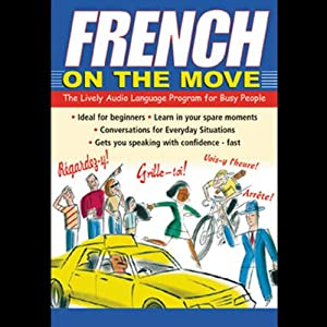 French on the Move Audiobook
