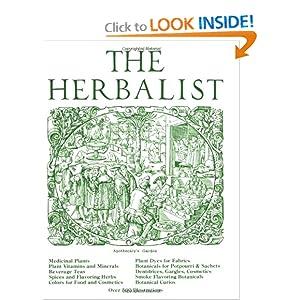 The Herbalist - Joseph E. Meyer