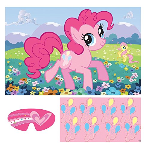 Napkins My Little Pony Friendship Party Game, Multicolor