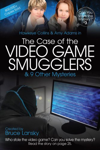 The Case of the Video Game Smugglers (Can You Solve the Mystery?)