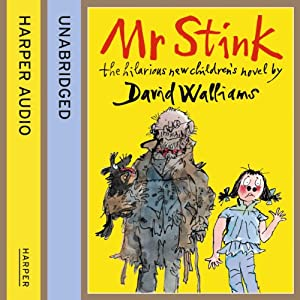 Mr Stink Audiobook