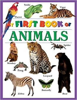 my first book of animals editors of publications