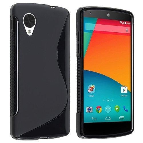 7c361733b0 ... Google Nexus 5 TPUデザインカバーケース ( ネクサス5 LG-D820 対応) 軽量 ...
