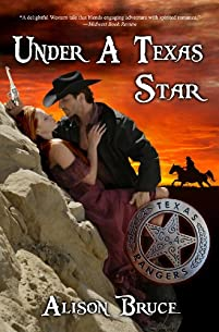 Under A Texas Star by Alison Bruce ebook deal