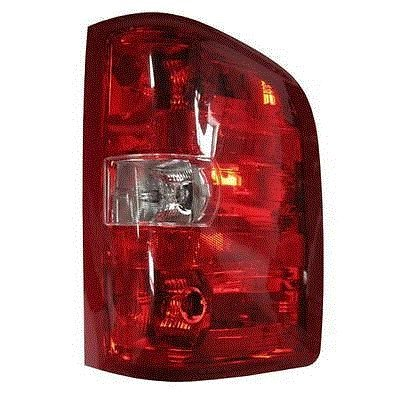 07 08 09 10 11 12 13 Chevrolet Silverado Passenger Taillight Taillamp Brake (2008 Silverado Taillights compare prices)