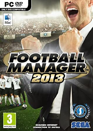 Football Manager 2013 (PC DVD)
