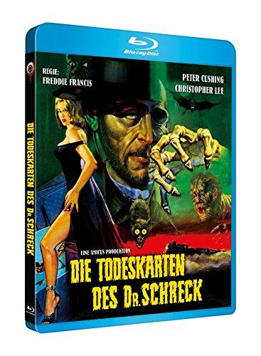 Die Todeskarten des Dr. Schreck [Blu-ray] [Limited Edition]