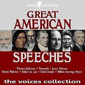 Great American Speeches Audiobook