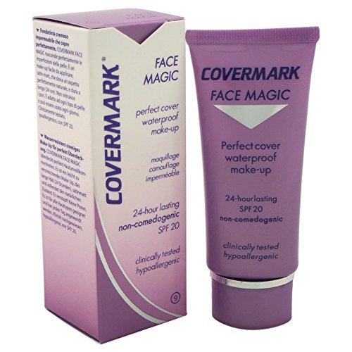 Covermark Face Magic Tubetto Fondotinta, Colore 9 - 30 ml