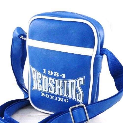 Shoulder Bag 'Redskins' Electric Blue.