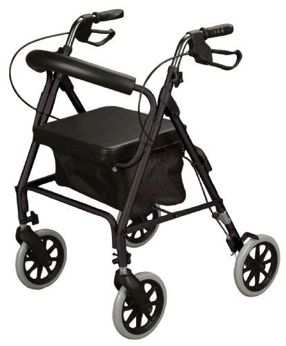 cardinal-healthcare-rollator-soft-seat-black-by-cardinal-healthcare
