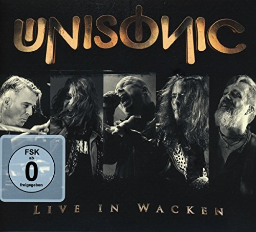 CD : Unisonic - Live In Wacken (With DVD, Digipack Packaging, 2 Disc)
