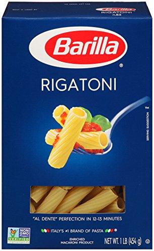 barilla-pasta-rigatoni-16-ounce-pack-of-12