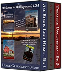 Bellingwood Boxed Set: Books 1-3 by Diane Greenwood Muir ebook deal