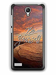 YuBingo Be Yourself Designer Mobile Case Back Cover for Xiaomi Redmi Note