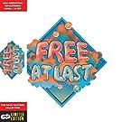 Free At Last - Paper Sleeve - CD Vinyl Replica Deluxe