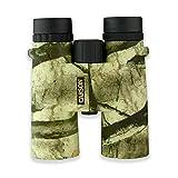 Carson Mossy Oak Caribou 10x42mm Mossy Oak Treestand Waterproof Binocular (MO-042)