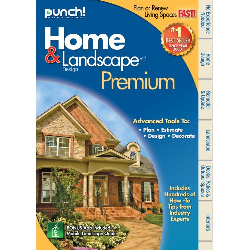 Home Design Software Punch Home Landscape Design Premium V17 Download