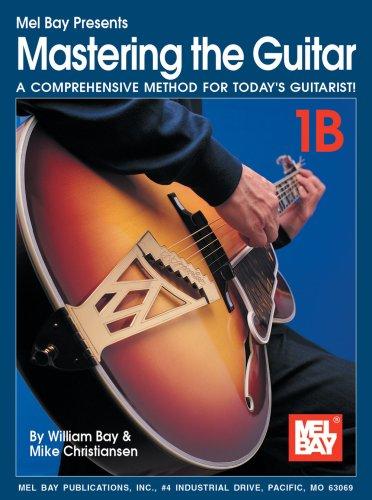 Mastering the Guitar, 1B (Mastering Guitar)