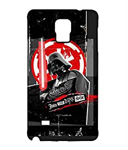 Block Print Company Join the Dark Side Phone Cover for Samsung Note 4