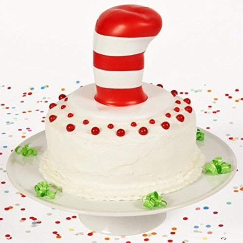 Dr Seuss Party Supplies - Cake Topper