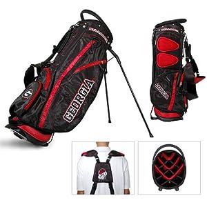 NCAA Georgia Bulldogs Fairway Stand Golf Bag - Team Golf by Team Golf