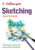 img - for Sketching (Collins Gem) book / textbook / text book