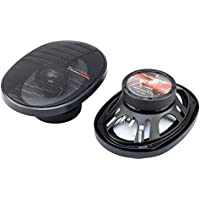 2 Pairs Precision Power300W Car Speakers