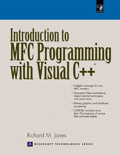 Introduction to MFC Programming with Visual C++ (Beginning Mfc Programming compare prices)
