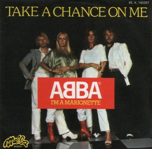 Abba - Take A Chance - Zortam Music