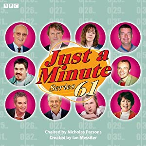 Just a Minute: Complete Series 61 | [Ian Messiter]