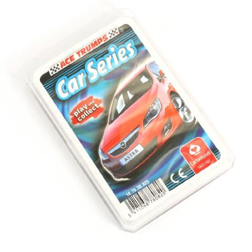 Ace Trumps - Cars Series