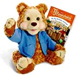 Hasbro Playskool T.J. Bearytales Animated Plush Bear