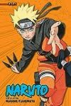 Naruto (3-in-1 Edition), Vol. 10: Inc...