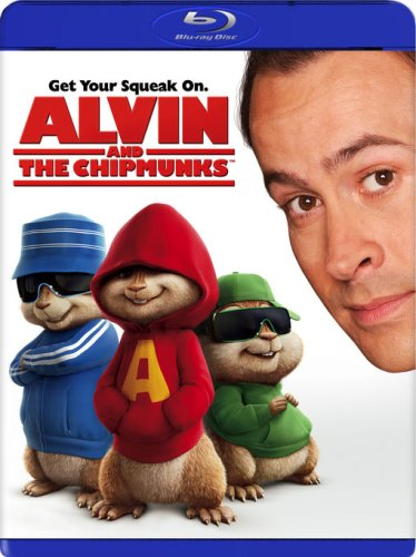 Cover art for  Alvin and the Chipmunks [Blu-ray]