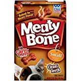 Meaty Bone Small Dog Snacks, 22.5-Ounce (Pack of 6)