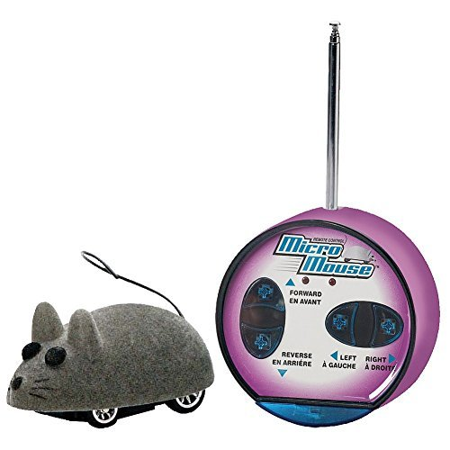 Remote Control Micro Mouse Cat Toy by Ethical Pet (Micro Mouse Cat compare prices)