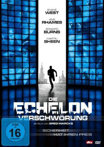 Die Echelon-Verschwörung [Steelbook]