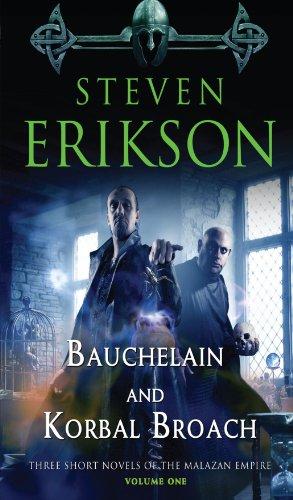 Bauchelain and Korbal Broach: 1 (Malazan Empire Novels)