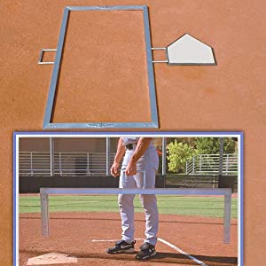 Buy BSN Sports Foldable Batter's Box Template by BSN