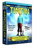 Coffret Tintin Blu-Ray : Tintin et les oranges bleues + Tintin et le mystère de la toison d'or [Édition Prestige]...