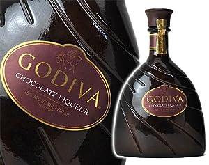 ゴディバ チョコレートリキュール 750ml 15度 箱なし [並行輸入品]