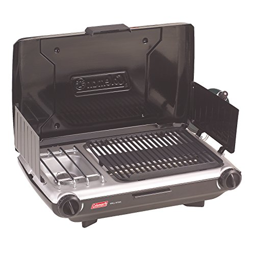 Coleman Camp Propane Grill/Stove (Camping Gas Grill compare prices)