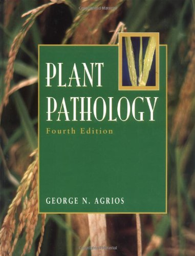 Plant Pathology, Fourth Edition front-610449