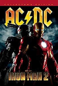 Iron Man 2 (Bof) - Edition limitée Deluxe (inclus DVD, poster et stickers)